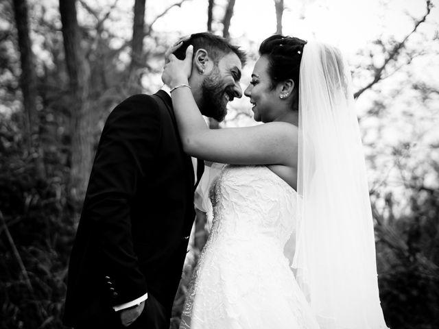 Il matrimonio di Luca e Silvia a Pesaro, Pesaro - Urbino 40