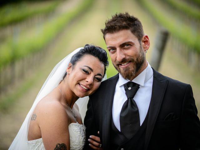 Il matrimonio di Luca e Silvia a Pesaro, Pesaro - Urbino 41