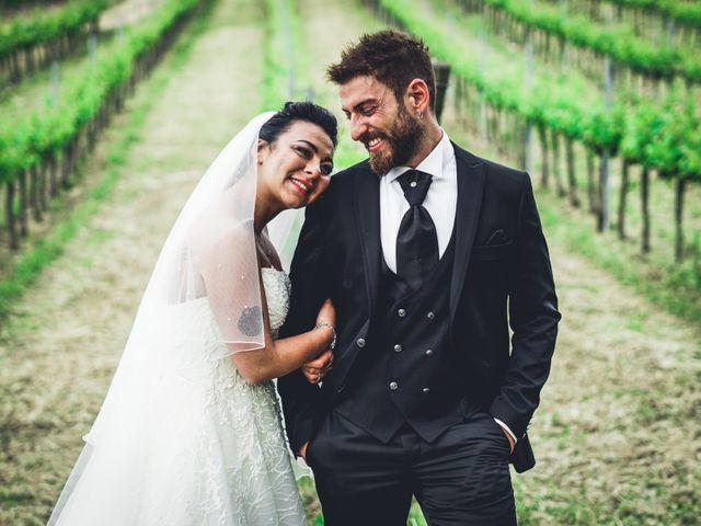 Il matrimonio di Luca e Silvia a Pesaro, Pesaro - Urbino 42