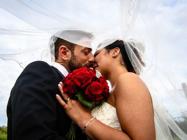 Il matrimonio di Luca e Silvia a Pesaro, Pesaro - Urbino 43