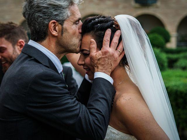 Il matrimonio di Luca e Silvia a Pesaro, Pesaro - Urbino 46