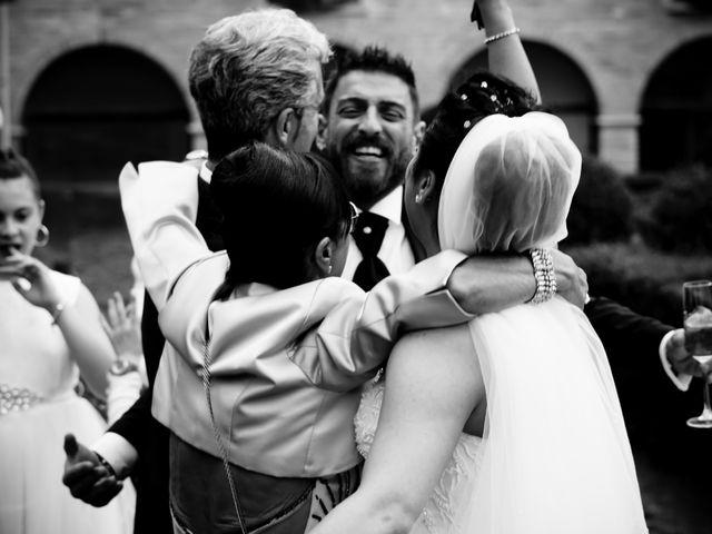 Il matrimonio di Luca e Silvia a Pesaro, Pesaro - Urbino 47