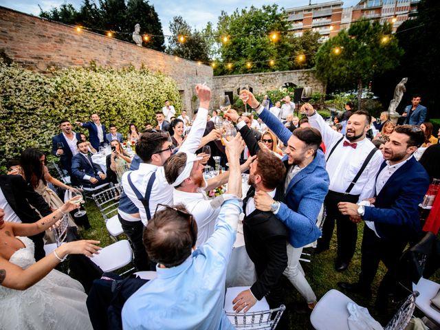 Il matrimonio di Luca e Silvia a Pesaro, Pesaro - Urbino 49