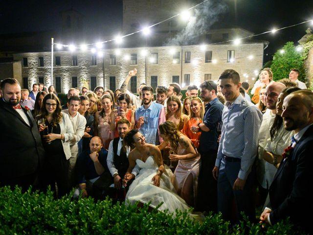 Il matrimonio di Luca e Silvia a Pesaro, Pesaro - Urbino 51