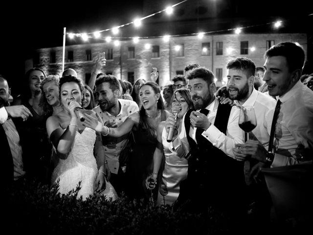 Il matrimonio di Luca e Silvia a Pesaro, Pesaro - Urbino 52