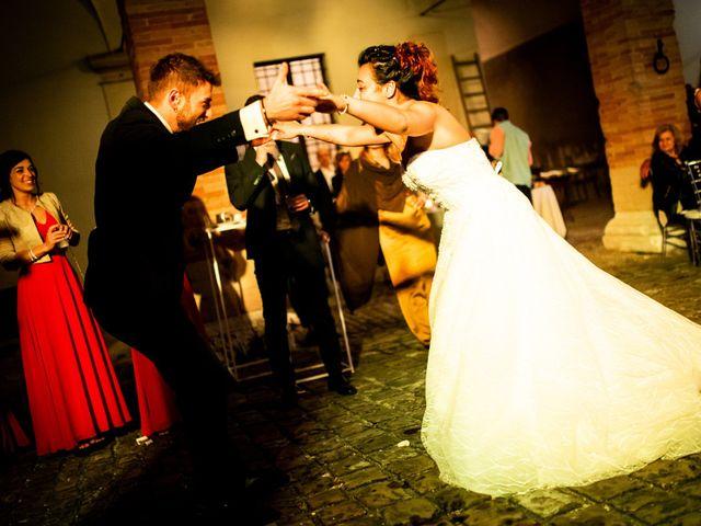 Il matrimonio di Luca e Silvia a Pesaro, Pesaro - Urbino 54