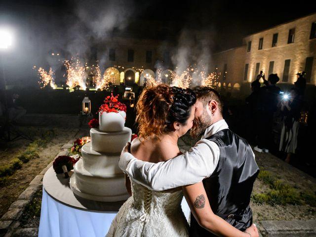 Il matrimonio di Luca e Silvia a Pesaro, Pesaro - Urbino 57