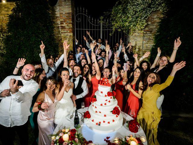 Il matrimonio di Luca e Silvia a Pesaro, Pesaro - Urbino 59