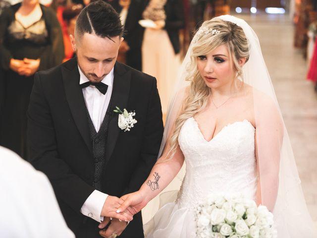 Il matrimonio di Silverio e Vanessa a Frosinone, Frosinone 17