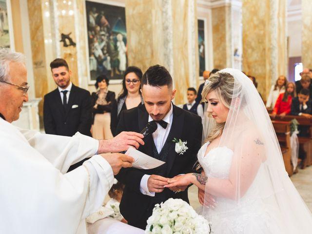 Il matrimonio di Silverio e Vanessa a Frosinone, Frosinone 18