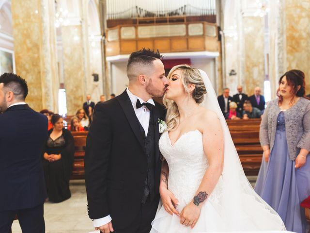 Il matrimonio di Silverio e Vanessa a Frosinone, Frosinone 21