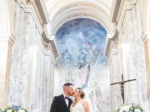 Il matrimonio di Silverio e Vanessa a Frosinone, Frosinone 22