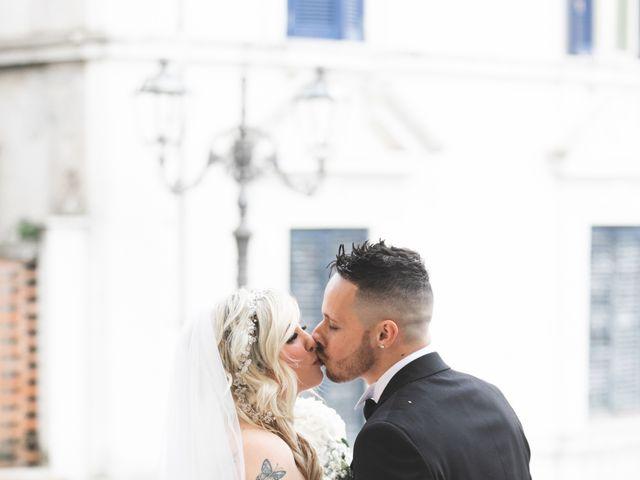 Il matrimonio di Silverio e Vanessa a Frosinone, Frosinone 24