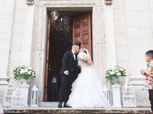 Il matrimonio di Silverio e Vanessa a Frosinone, Frosinone 25