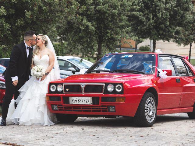 Il matrimonio di Silverio e Vanessa a Frosinone, Frosinone 26