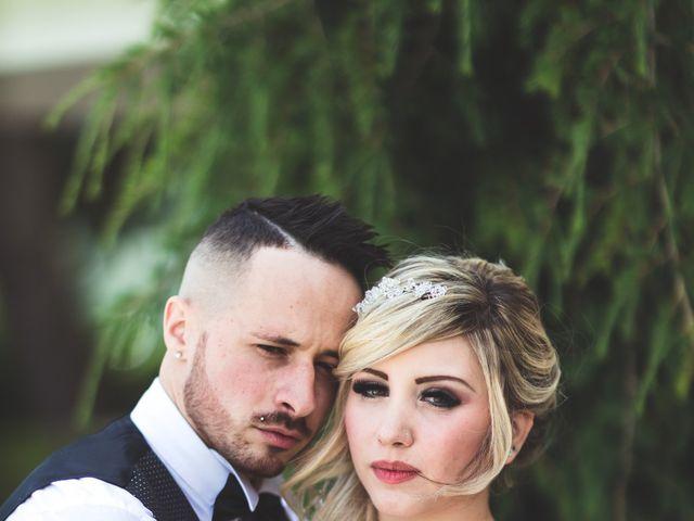 Il matrimonio di Silverio e Vanessa a Frosinone, Frosinone 27