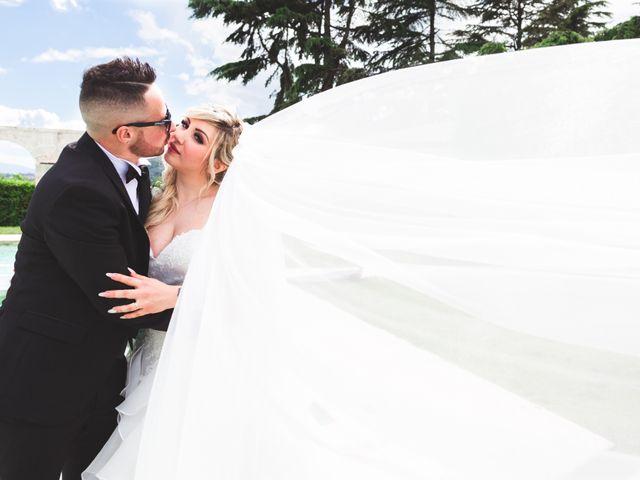 Le nozze di Vanessa e Silverio