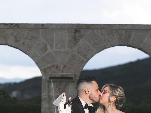 Il matrimonio di Silverio e Vanessa a Frosinone, Frosinone 32