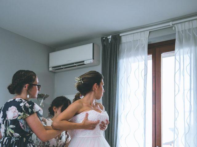 Il matrimonio di Fabio e Giada a Albano Sant'Alessandro, Bergamo 45