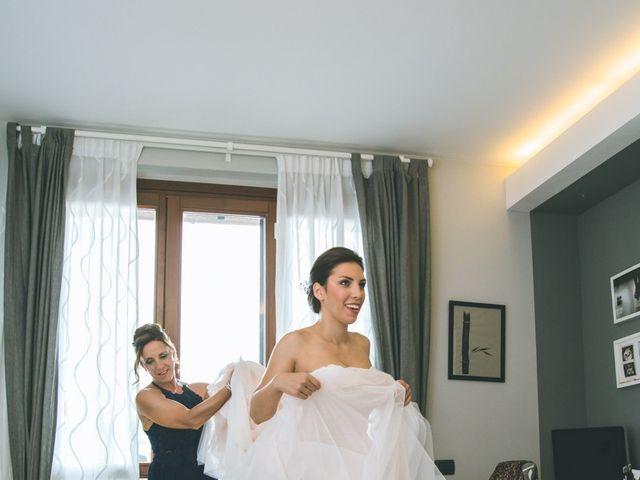 Il matrimonio di Fabio e Giada a Albano Sant'Alessandro, Bergamo 47