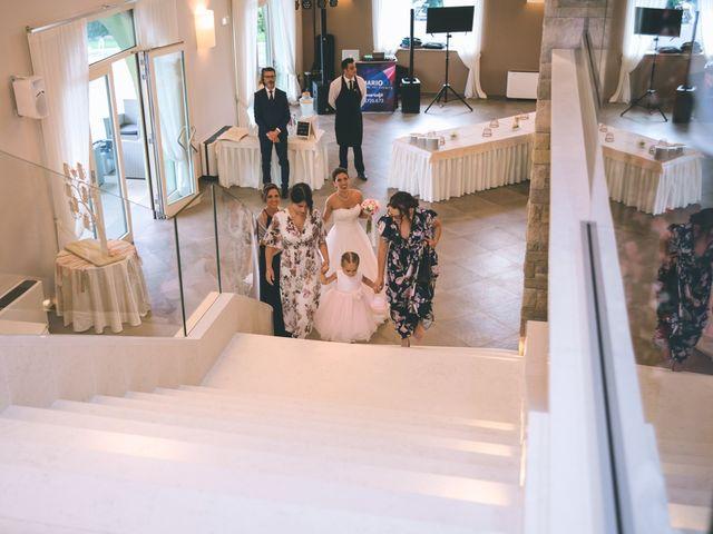 Il matrimonio di Fabio e Giada a Albano Sant'Alessandro, Bergamo 67