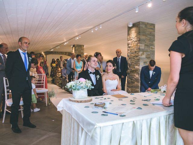 Il matrimonio di Fabio e Giada a Albano Sant'Alessandro, Bergamo 78
