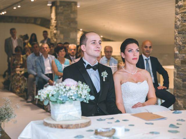 Il matrimonio di Fabio e Giada a Albano Sant'Alessandro, Bergamo 82