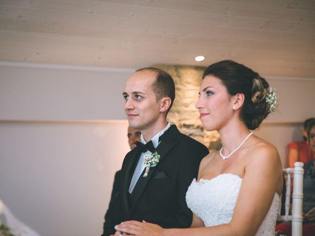 Il matrimonio di Fabio e Giada a Albano Sant'Alessandro, Bergamo 84