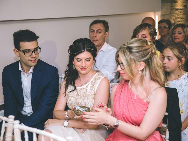 Il matrimonio di Fabio e Giada a Albano Sant'Alessandro, Bergamo 86