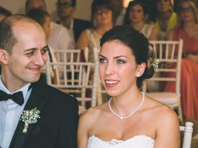 Il matrimonio di Fabio e Giada a Albano Sant'Alessandro, Bergamo 91