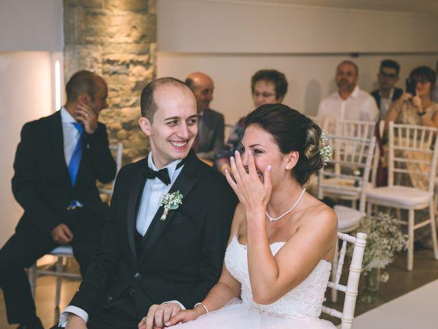 Il matrimonio di Fabio e Giada a Albano Sant'Alessandro, Bergamo 92