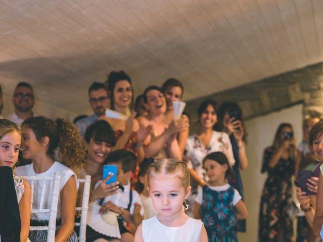 Il matrimonio di Fabio e Giada a Albano Sant'Alessandro, Bergamo 93