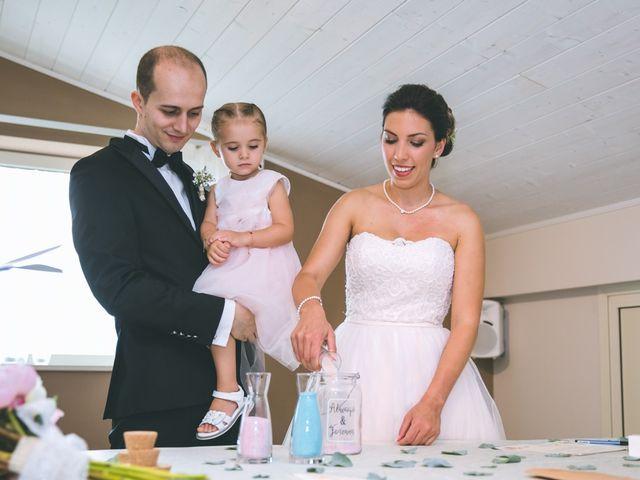 Il matrimonio di Fabio e Giada a Albano Sant'Alessandro, Bergamo 100