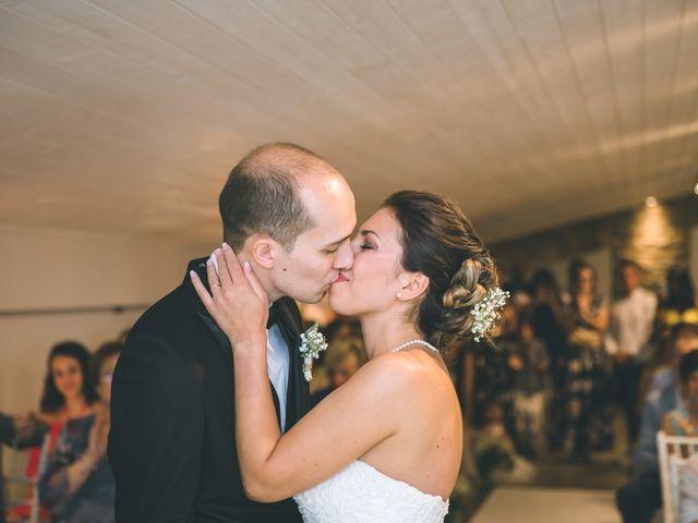 Il matrimonio di Fabio e Giada a Albano Sant'Alessandro, Bergamo 123