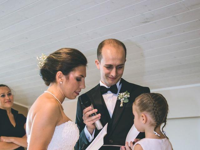 Il matrimonio di Fabio e Giada a Albano Sant'Alessandro, Bergamo 125