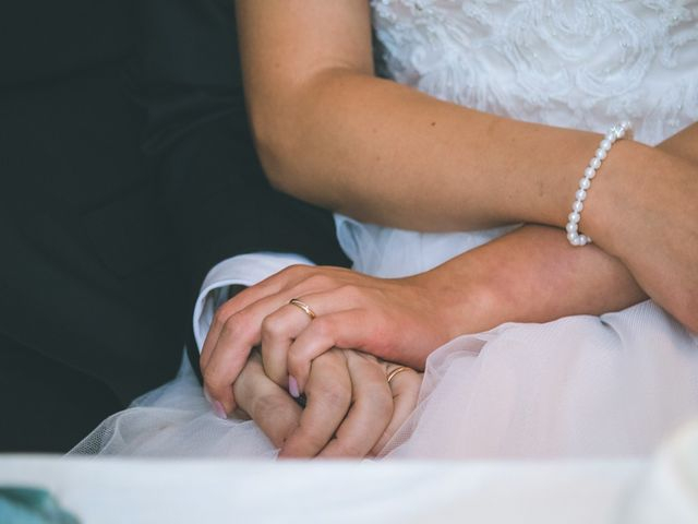 Il matrimonio di Fabio e Giada a Albano Sant'Alessandro, Bergamo 131