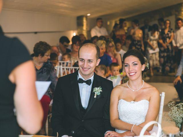 Il matrimonio di Fabio e Giada a Albano Sant'Alessandro, Bergamo 132