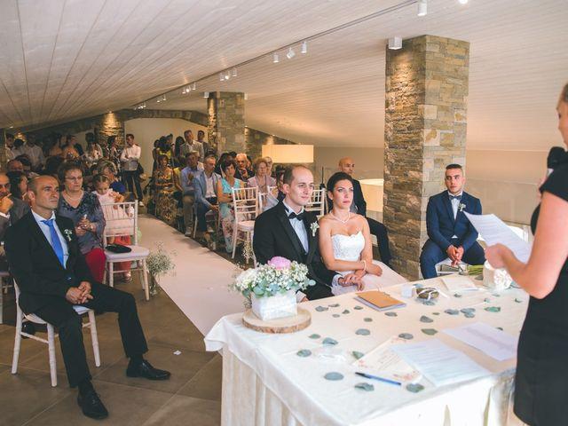 Il matrimonio di Fabio e Giada a Albano Sant'Alessandro, Bergamo 133