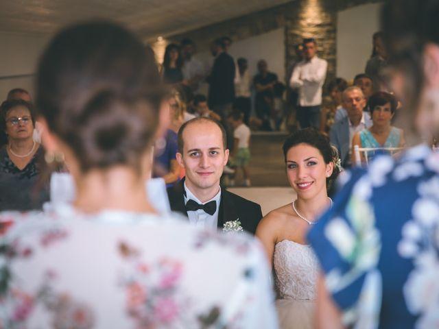 Il matrimonio di Fabio e Giada a Albano Sant'Alessandro, Bergamo 135