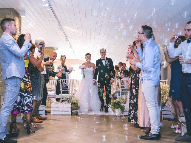 Il matrimonio di Fabio e Giada a Albano Sant'Alessandro, Bergamo 140