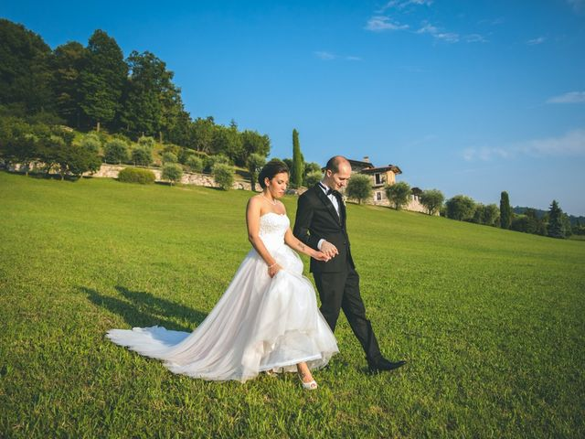 Il matrimonio di Fabio e Giada a Albano Sant'Alessandro, Bergamo 176