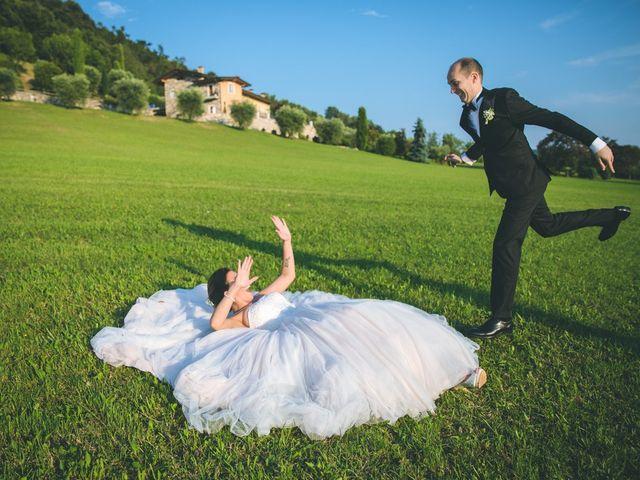 Il matrimonio di Fabio e Giada a Albano Sant'Alessandro, Bergamo 193