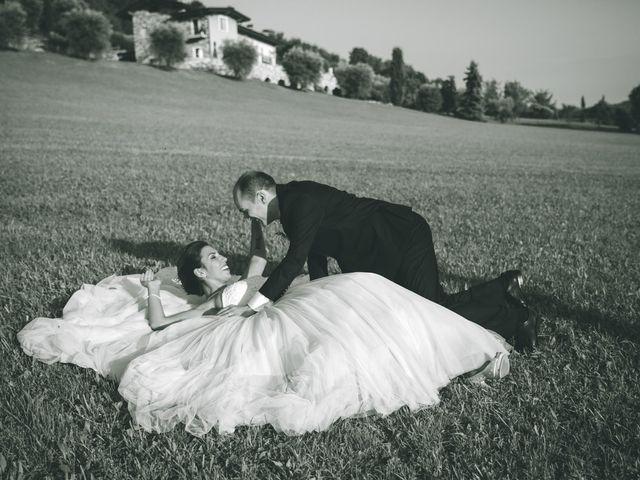 Il matrimonio di Fabio e Giada a Albano Sant'Alessandro, Bergamo 194