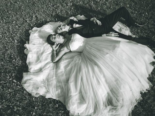 Il matrimonio di Fabio e Giada a Albano Sant'Alessandro, Bergamo 196