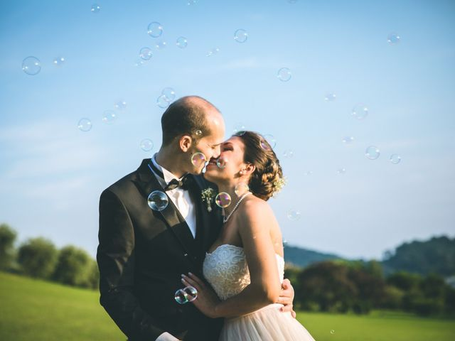 Il matrimonio di Fabio e Giada a Albano Sant'Alessandro, Bergamo 201