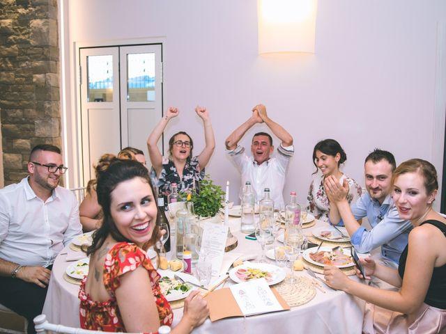 Il matrimonio di Fabio e Giada a Albano Sant'Alessandro, Bergamo 214
