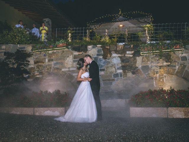 Il matrimonio di Fabio e Giada a Albano Sant'Alessandro, Bergamo 224