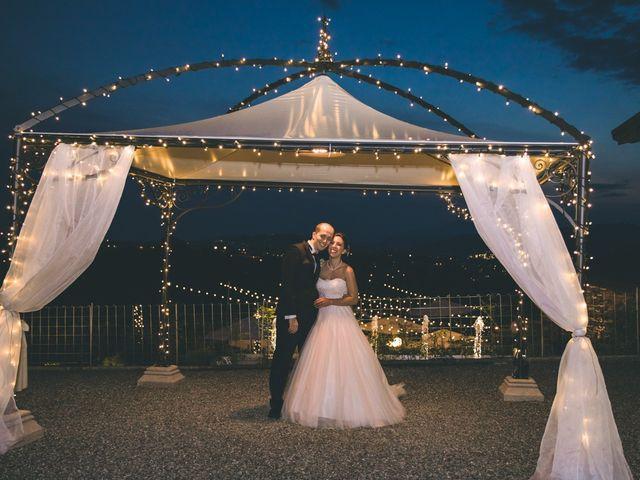 Il matrimonio di Fabio e Giada a Albano Sant'Alessandro, Bergamo 225