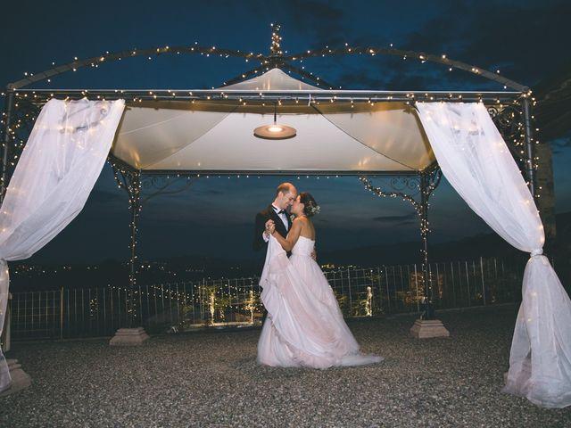 Il matrimonio di Fabio e Giada a Albano Sant'Alessandro, Bergamo 228