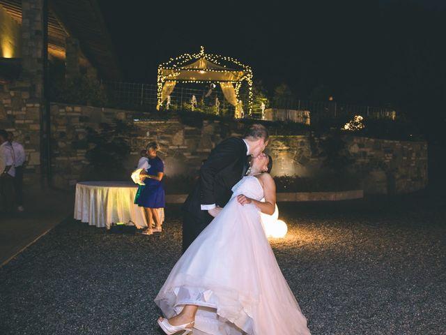 Il matrimonio di Fabio e Giada a Albano Sant'Alessandro, Bergamo 234